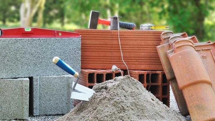Новые строительные материалы в недвижимости