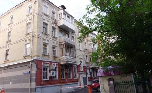 Продажа квартиры, Зубовский проезд 2, к. 2