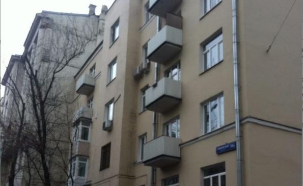 Продажа квартиры, Новинский бульвар, 16А