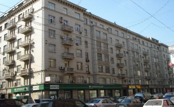 Продажа квартиры, 1-я Тверская-Ямская,  11