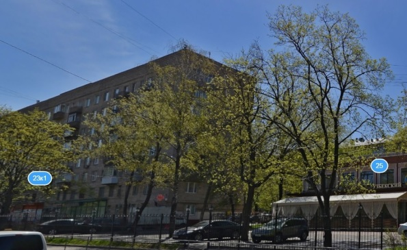 Продажа квартиры, Университетский проспект, 23, к. 1