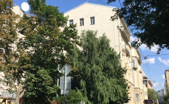 Продажа квартиры, Скатертный пер. 22